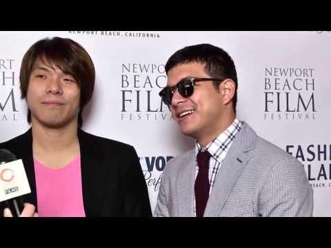 Jericho Rosales - 2013 Newport Beach Film Festival