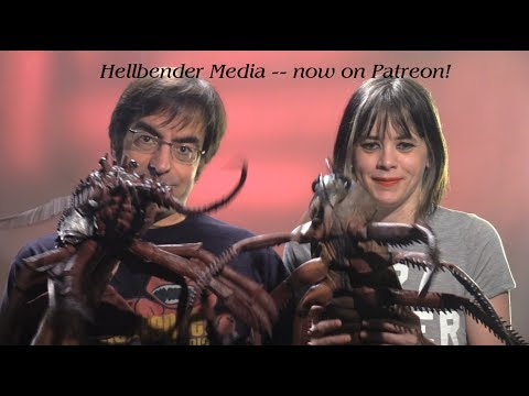 Hellbender Media is creating videos, scribblings, games, and other