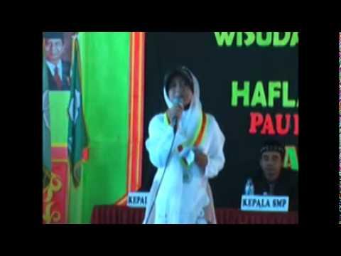 Pidato Perpisahan Najib Doovi