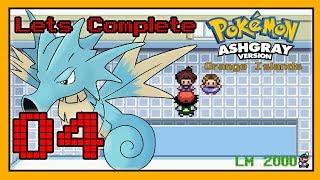 Lets Complete: Pokemon Ash Gray - The Orange Islands - Part 4 - Mikan Island Gym Leader Cissy