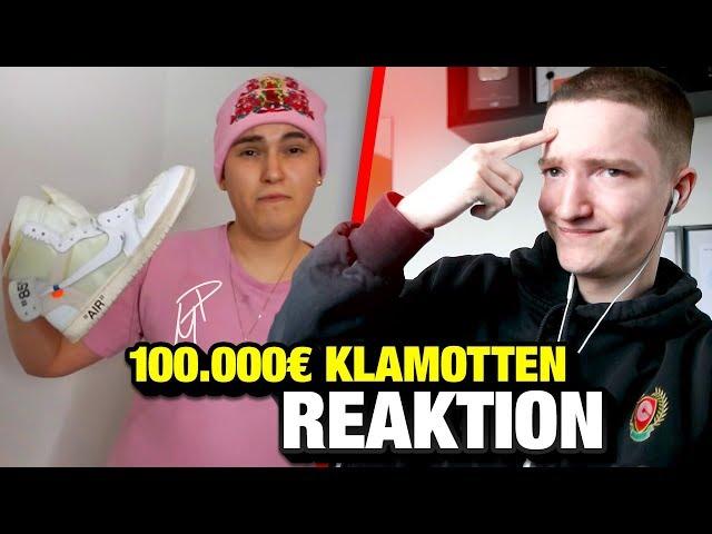 Miguel Pablo's 100.000€ Kleiderschrank FAKE..