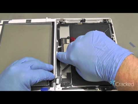 Official iPad 3 Screen/Digitizer Replacement & Instructions
