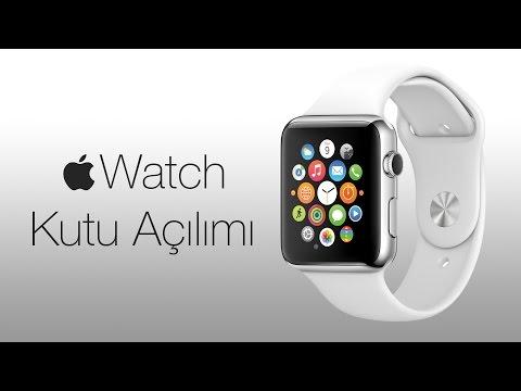 Apple Watch - Kutu Açılımı - Türkçe