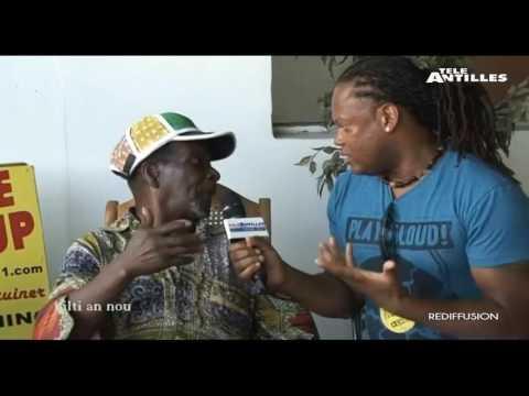 Ibo Simon @Tele Antilles (circa 2016)