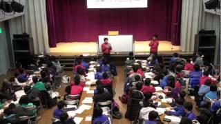 穎明学院 成績UPミーティング2010-8