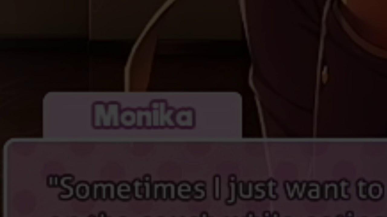 Just monika app