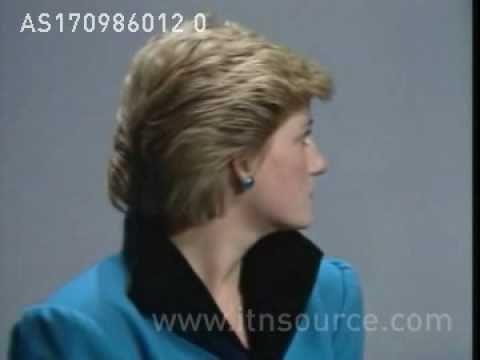 Princess Diana At Wembley Youtube