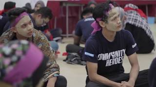 Yayasan Bank Rakyat Ppbu Student Empowerment Program 2017 2018 Youtube
