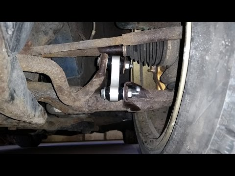 how to install sway bar links (kartboy) – Subaru WRX – Boosted Films