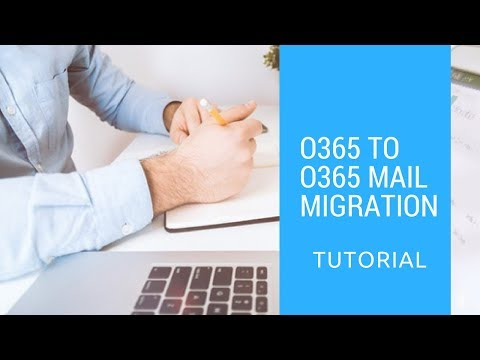 Cloudiway Office 365 to Office 365 Mail migration