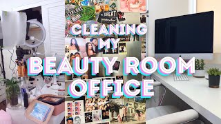Organize + Clean With Me (Cleaning Up & Catching Up) | Gabriel Zamora