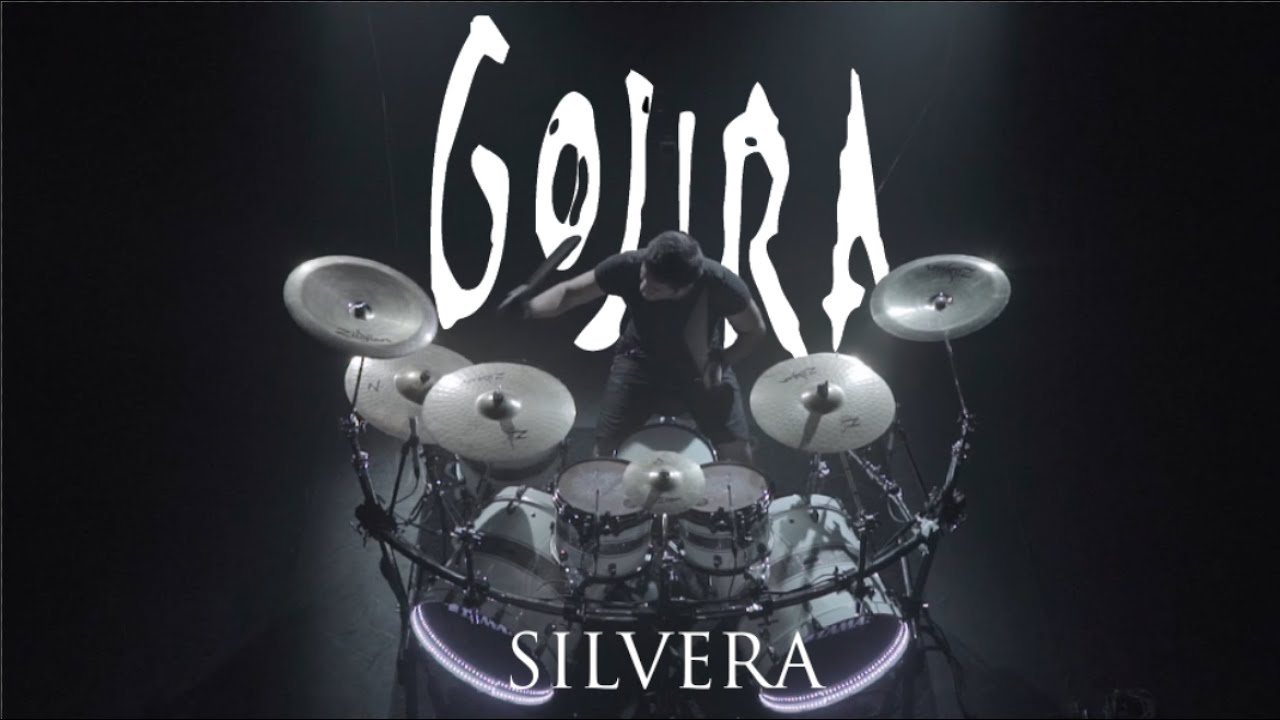 Silvera - Gojira [Drum Cover by Thomas Crémier] (Pro Shot)