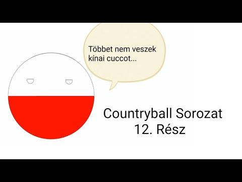 Countryball Sorozat 17. Rész   Lengyel és az űr