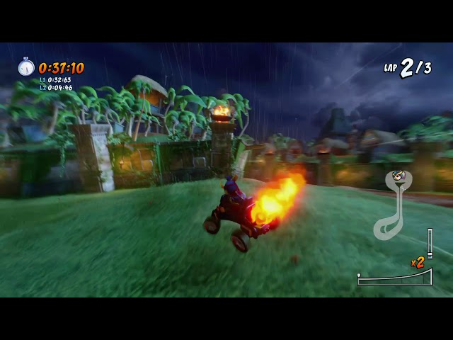 CTR NF: Tiger Temple 1:31.79
