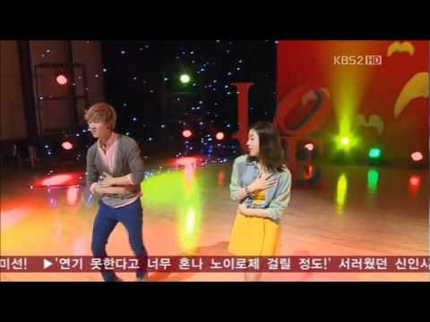 Dream High 2  JB & Kang Sora - Bobbed Hair