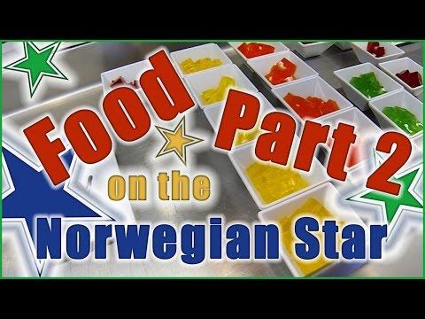 Food on the Norwegian Star Pt 2 - Market Cafe