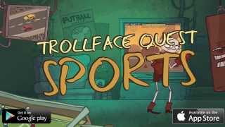 Trollface Quest Sports mobile