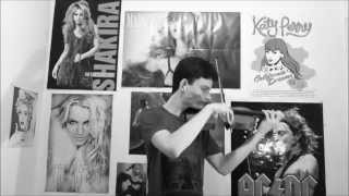 Katy Perry - Unconditionally (Mashup) [Violin Cover by Caio Ferraz]