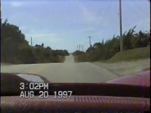August 20, 1997 -  Drive Through Pubnico, Nova Scotia, Canada - Part 1