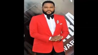 ANTHONY ANDERSON ALLEGEDLY UNDER INVESTIGATION FOR  ASSAULTING A WOMAN