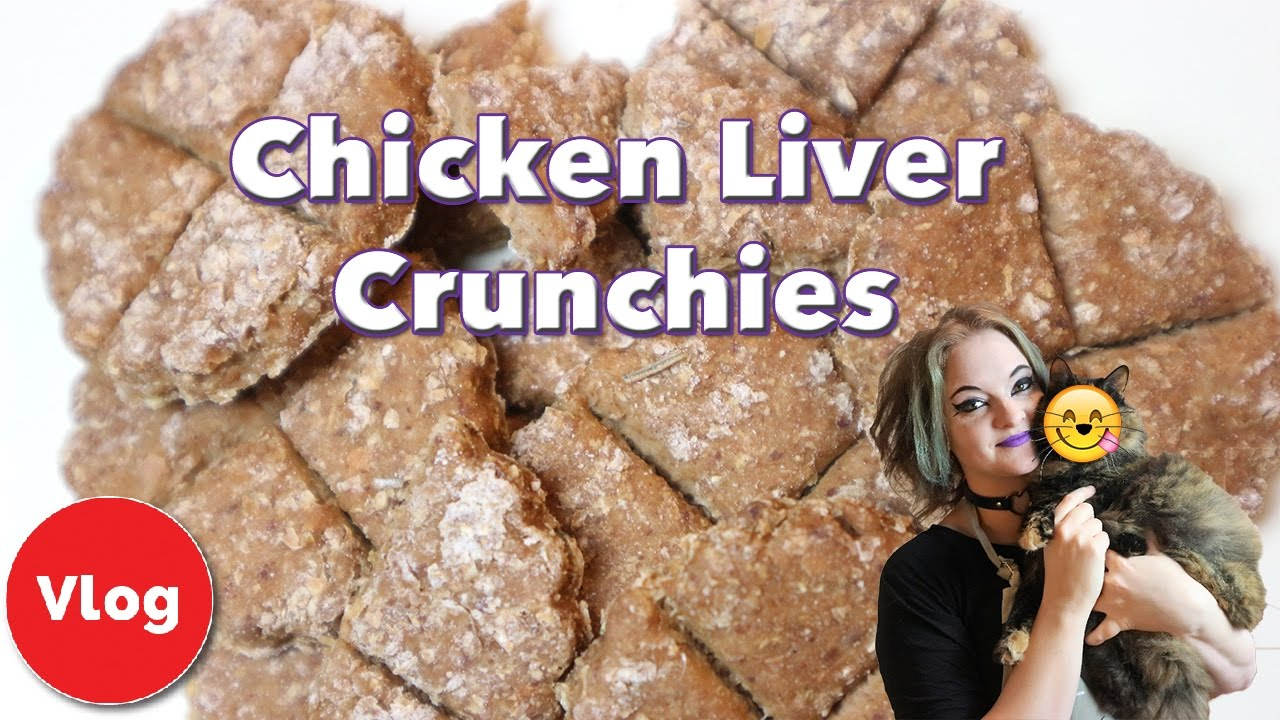 How to make chicken liver crunchies nutritious homemade treats for how to make chicken liver crunchies nutritious homemade treats for your cat competition forumfinder Image collections