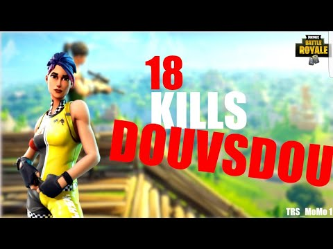 18 Kills Squad vs Squad | Beste Waffe ? |Fortnite Battle Royale