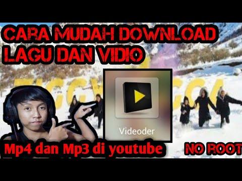 Cara download mp3 dari mp4 youtube | Cara Mengubah Video