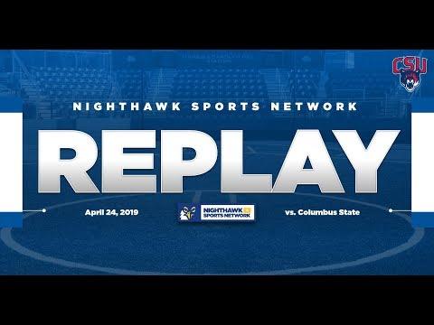 SB vs. Columbus State (Game 2) | April 24
