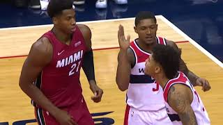 Miami Heat vs Washington Wizards | October 18, 2018