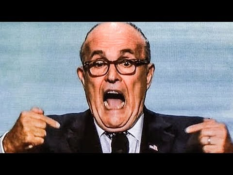 Rudy Giuliani Has Meltdown After Screwing Up His Own Tweet
