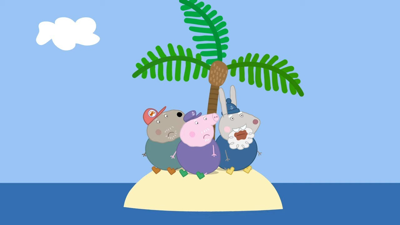 Download Peppa Pig - Desert Island! - Full Episode 6x02