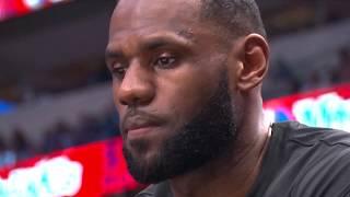 Dallas Mavericks vs Los Angeles Lakers | January 10, 2020