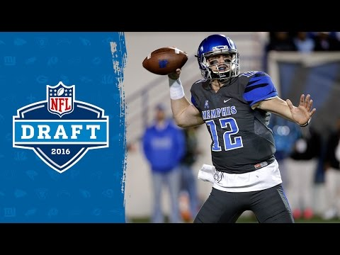 Paxton Lynch College Highlights & 2016 Draft Profile | NFL
