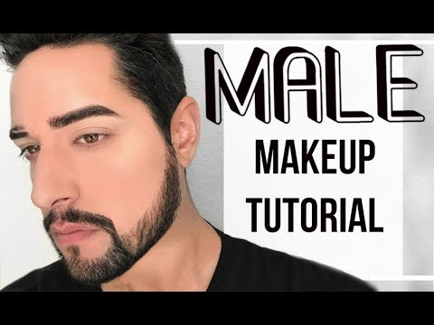natural makeup tutorial for men  natural everyday mens