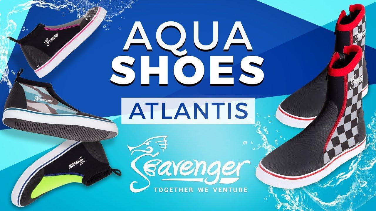 05b88ddfb54 Seavenger Atlantis Aqua Shoes: Best Water Boots for Snorkeling & Scuba  Diving