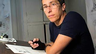 Cartoonist and Graphic Memoirist Alison Bechdel, 2014 MacArthur Fellow
