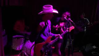 The Whateverglades -LIVE- at Fireside, Alameda (Country/Swamp Rock)