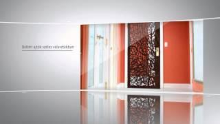Dekoratív beltéri ajtók