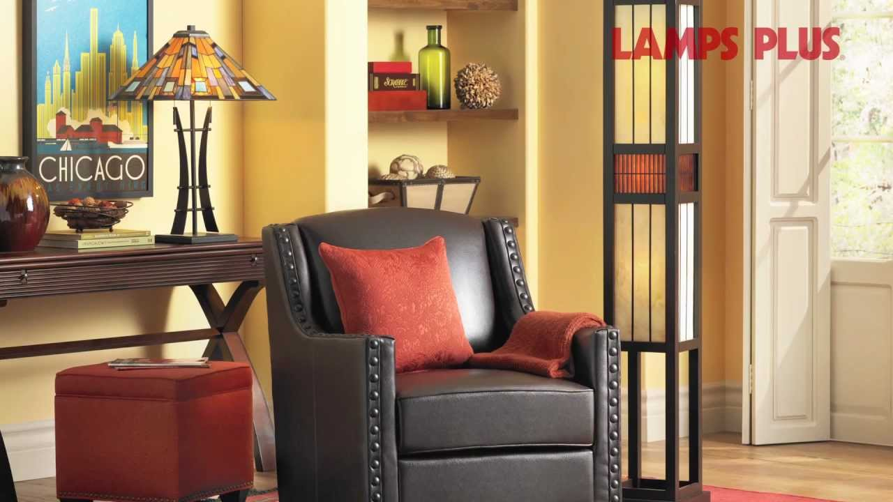 craftsman style decorating - living room ideas - youtube
