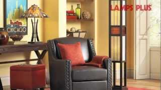 Craftsman Style Decorating - Living Room Ideas