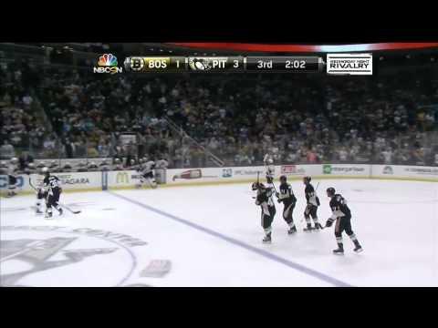Jussi Jokinen steals and scores goal