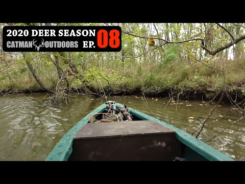 Bowhunting by Canoe – 2020 Deer Season Ep. 08