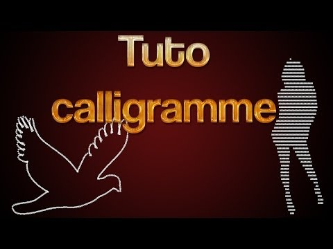 CALLIGRAMME COMMENT