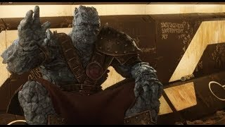 Thor Ragnarok: All Korg Best Scenes.