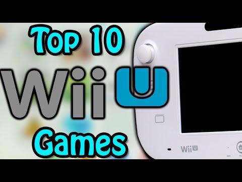 Top 10 Wii U Games
