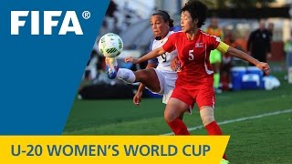 MATCH 29: KOREA DPR v USA - FIFA Women s U20 Papua New Guinea 2016