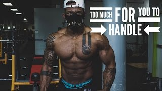 You Wont Survive This | Super Chest Training & Conditioning