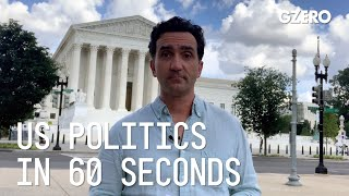 Key Supreme Court Decisions; How Coronavirus Impacts US Election  | US Politics In :60 | GZERO Media