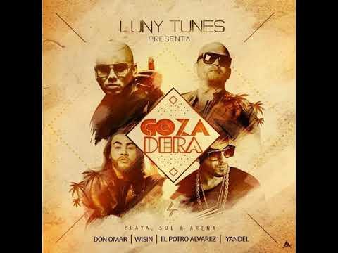 Luny Tunes, Wisin, Yandel, Don Omar & El Potro Alvarez – Gozadera