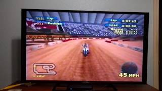 Mx World Tour Featuring Jamie Little ( PSX2 ONLY )  2